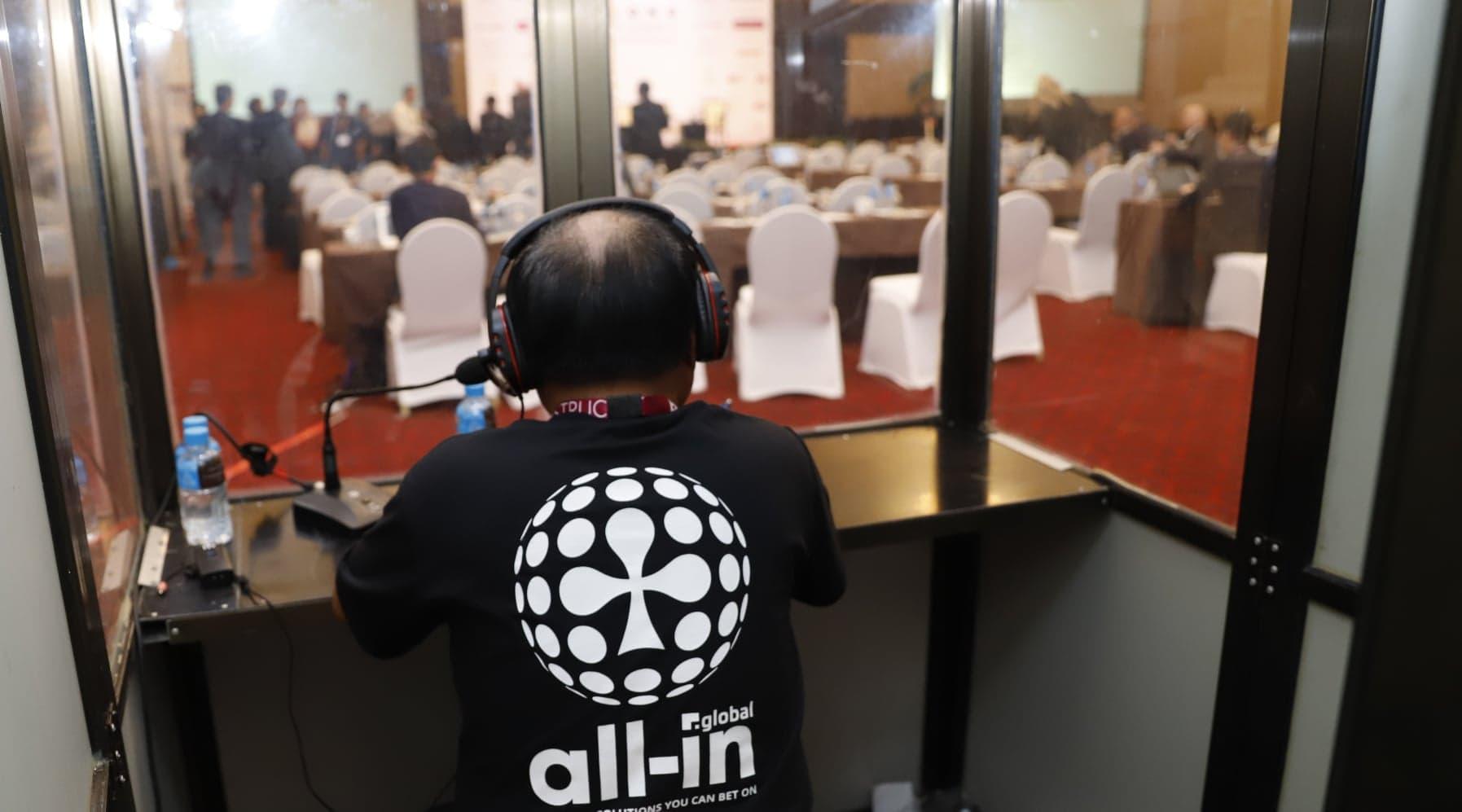 INTERPRETING | All-in Global