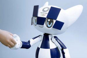 Tokyo Olympic mascot called Miraitowa