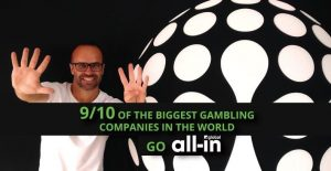 9/10 of the Biggest Gambling Companies in the World Go All-in Global