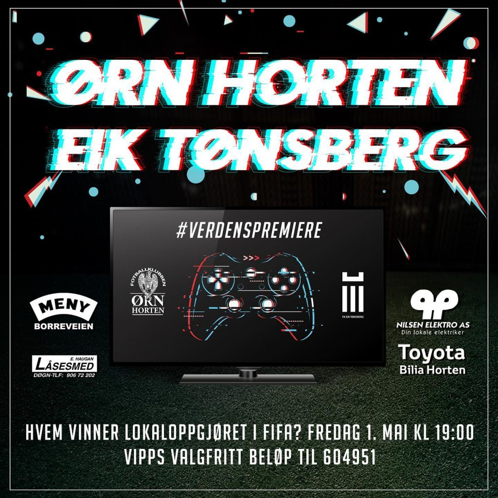 Orn Horten eik tonsberg poster