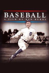 Baseball movie by Ken burns poster