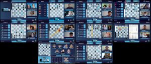 The FIDE Chess.com Online Nations Cup is streamed in 12 languages.