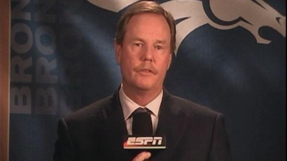 NFL writer Ed Werder