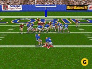 NCAA Football 98, 1997
