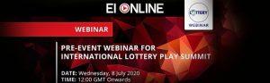 Eventus international webinar-pre-event webinar for international lottery play summit