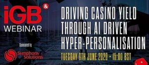 IGB WEBINAR -Driving casino yield through AI driven hyper-personalisation