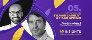 Insights Talks with the participation of All-in Global CEO - Tiago Aprigio