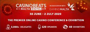 Casino Beats Digital banner