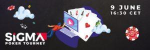 SiGMA's Online Poker Tourney