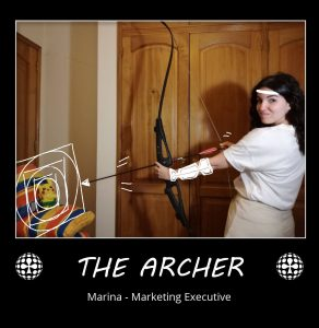 Marina - Marketing Executive at All-in Global | All-in Pics (Olympics)