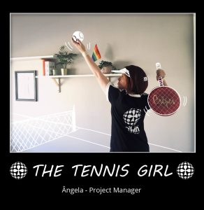 Ângela - Project Manager at All-in Global | All-in Pics (Olympics)