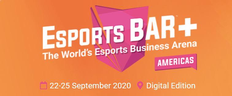Esports Bar digital conference