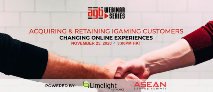 AGB Webinar Series: Acquiring & Retaining iGaming Customers