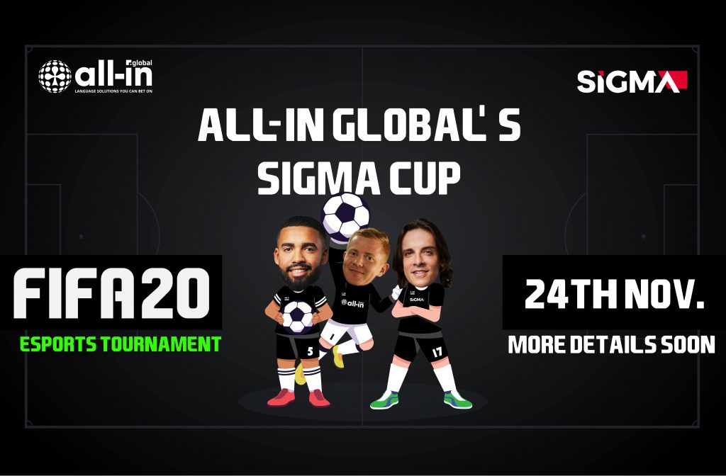 All-in Global and Sigma cup