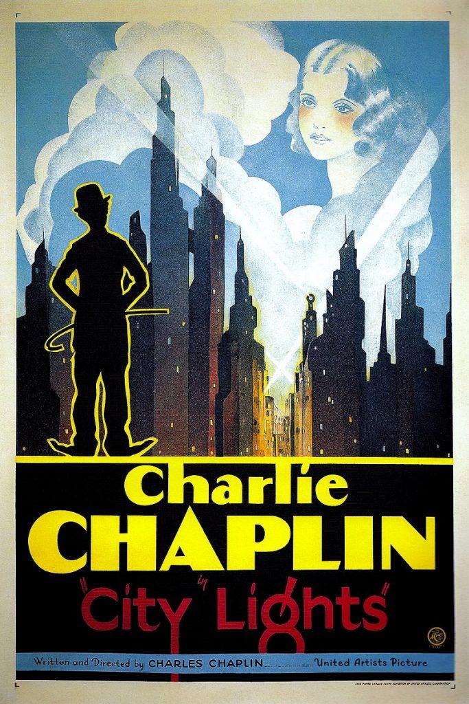 City lights_Charlin Chaplin