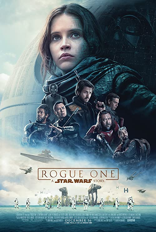 Rogue One: A Star Wars storie ( 2016)