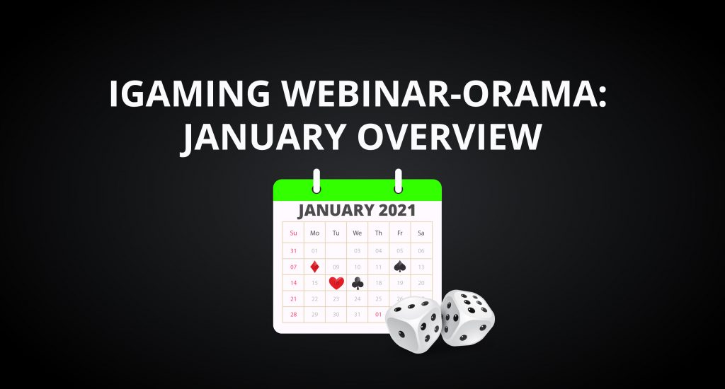 iGaming webinar-orama: January overview by All-in Global