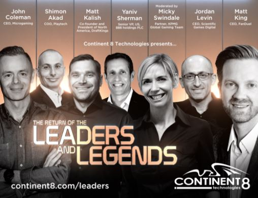 Continent 8_The return of the legends