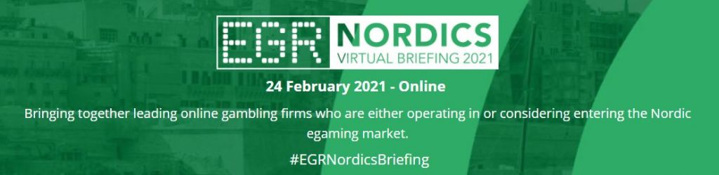 EGR Nordics virtual summit 2021