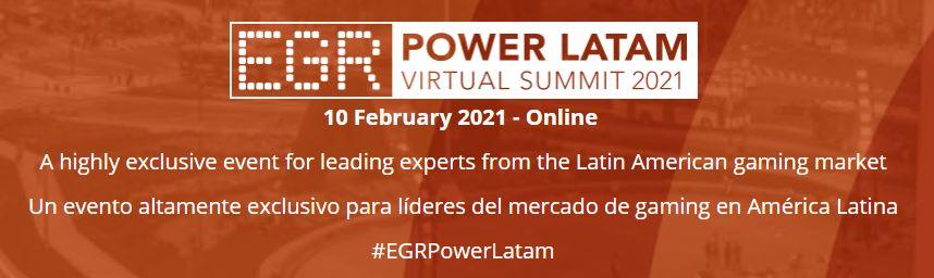 EGR Power LATAM Virtual Summit 2021