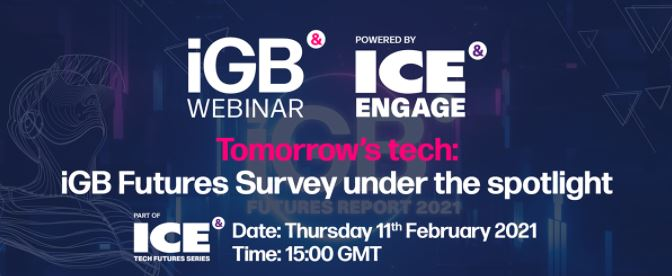 Tomorrow's tech_iGB Futures Survey under the spotlight