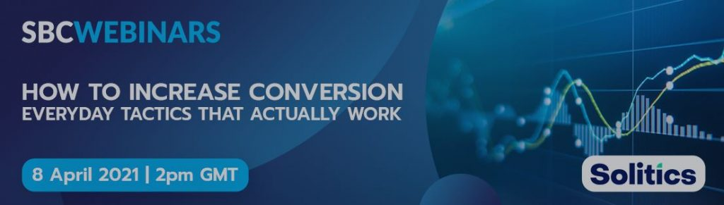 SBC Webinars - How to increase conversion