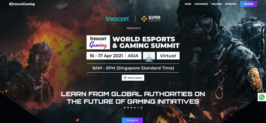 World Esports & Gaming Summit