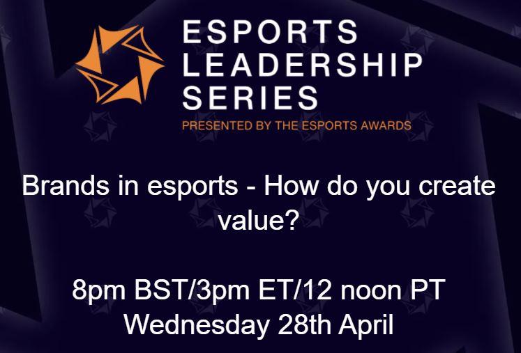 Esports Leadership Series