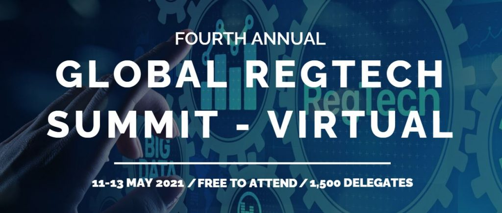 Global Regtech Summit 2021