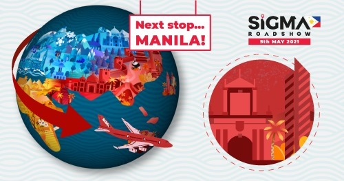 SiGMA Roadshow Manila