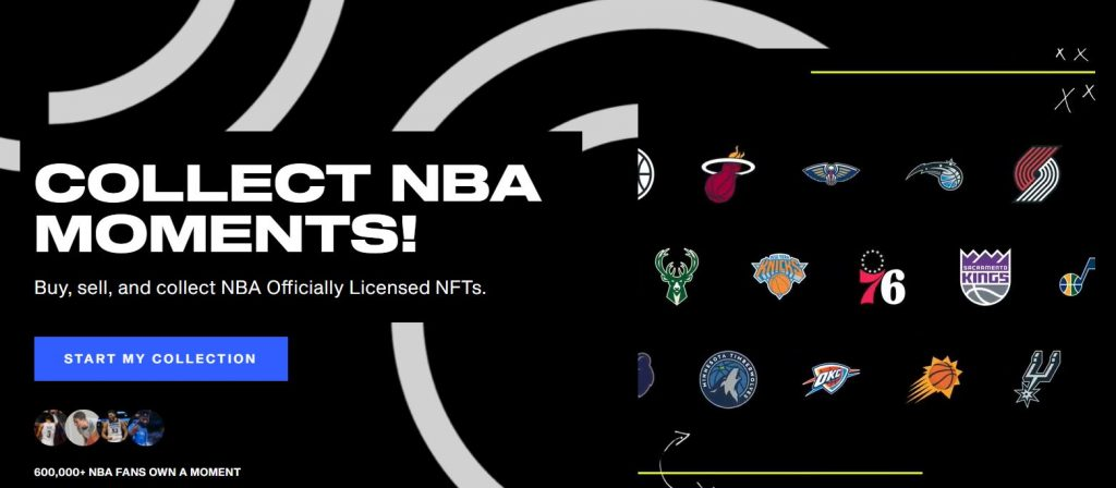 Topshot - Buy, sell, and collect NBA Officially Licensed NFTs.
