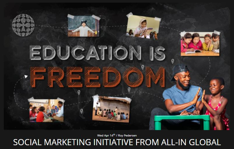 Capture Education is Freedom