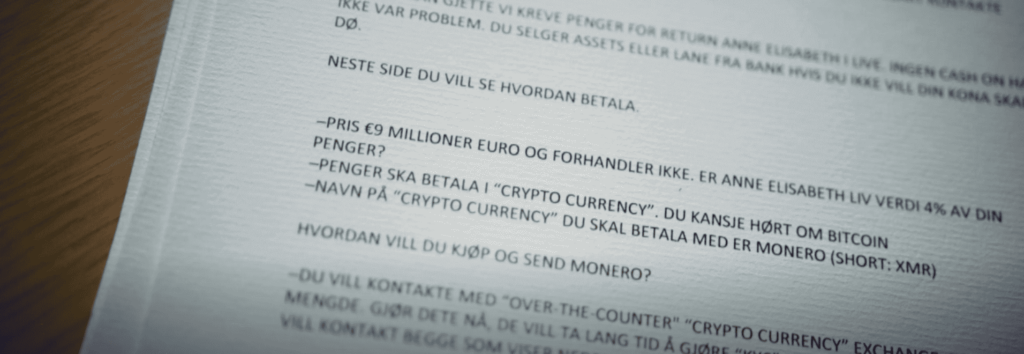 vídeo screenshot paperwork